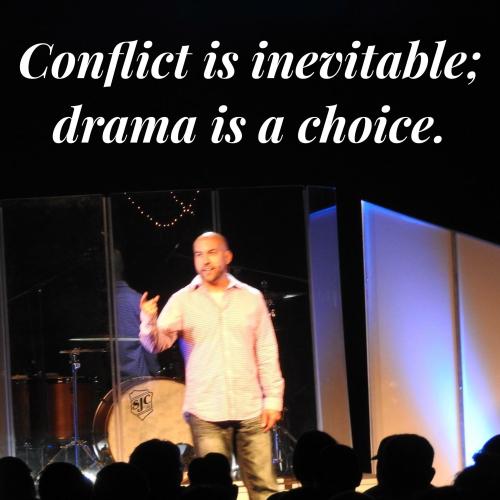 Conflict+drama