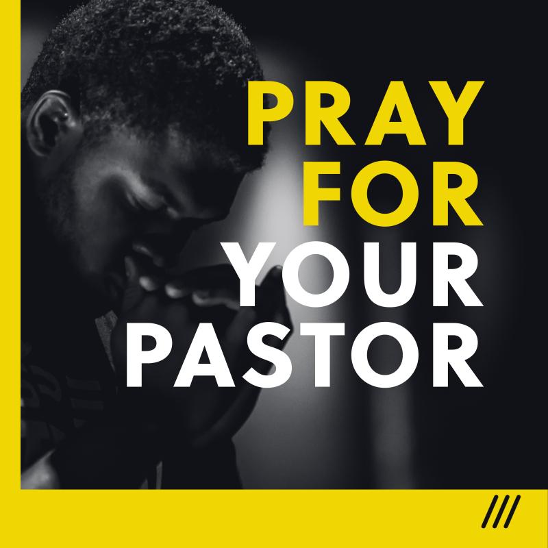PrayPastor